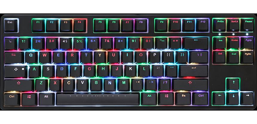 One RGB TKL
