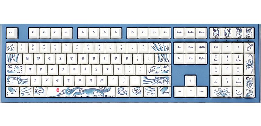 狗年生肖限定版鍵盤