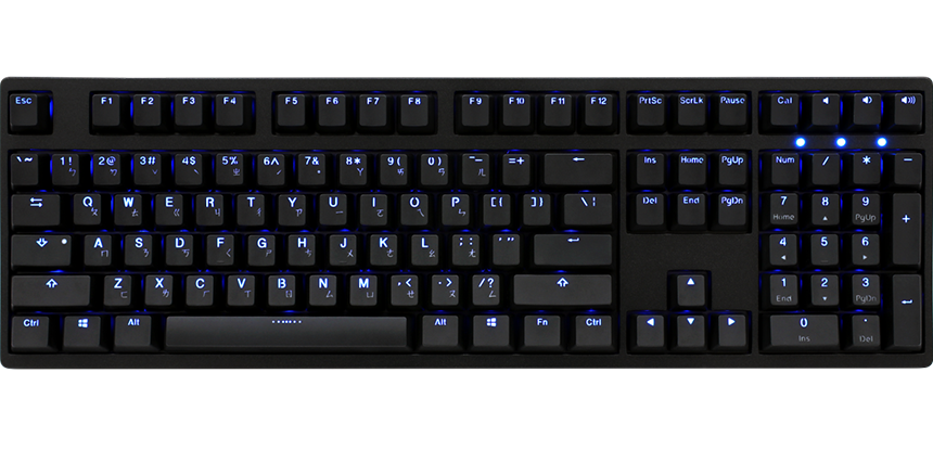 Zero 3108 PBT Blue LED