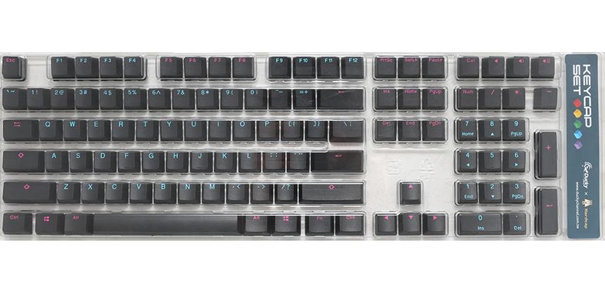 Midnight keycap