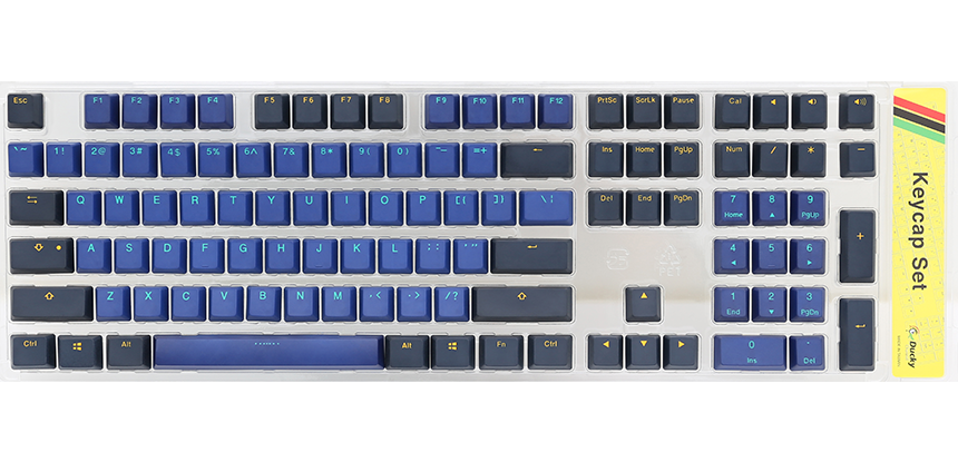 Horizon keycap