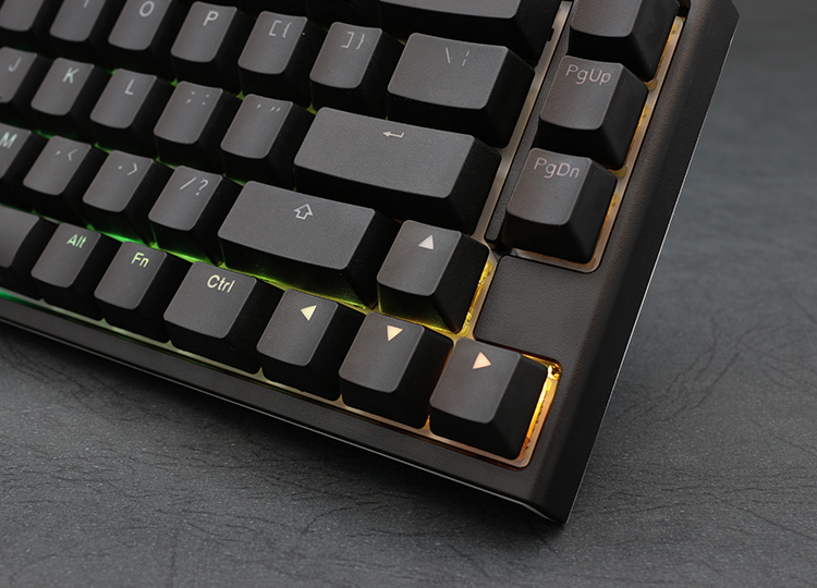 Utilizes 3528 SMD RGB LED <br /> Longer life expectancy & signal stability<br /> Handle any number of simultaneous key presses with the option of N-key or 6-Key Rollover