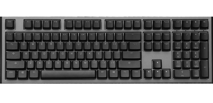 Ducky Shine 7 mechanical keyboard - Premium, high-end ...