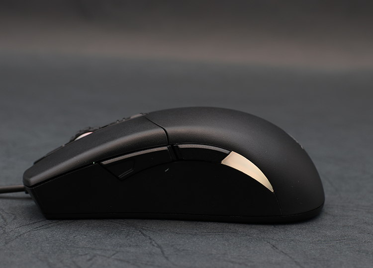 Smaller and lighter than Secret mice