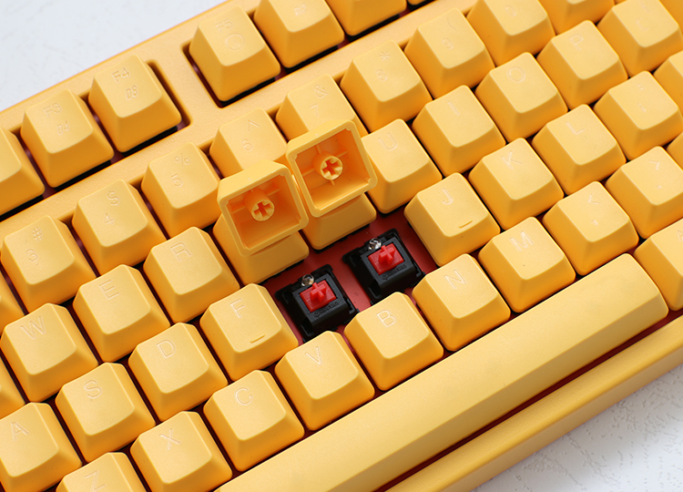 ABS Lasered keycaps<br />