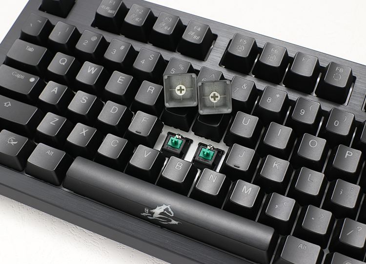 ABS Lasered keycaps <br />