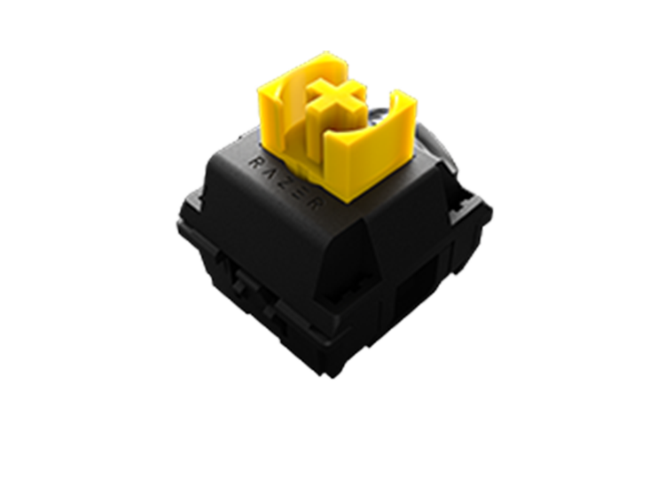 The fastest and quietest switch.