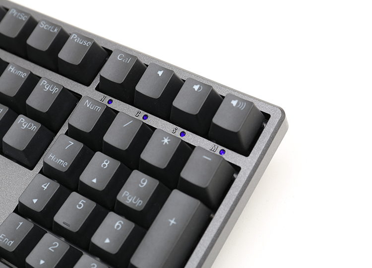 To alert you when Number lock, Caps lock, Scroll lock & Mouse Functions are on