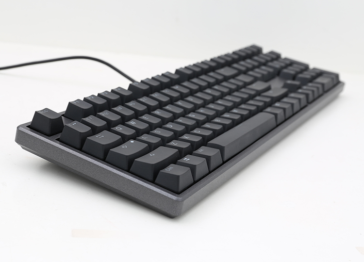 Helps the space of placing keyboards, and makes it neat and tidy in visual.