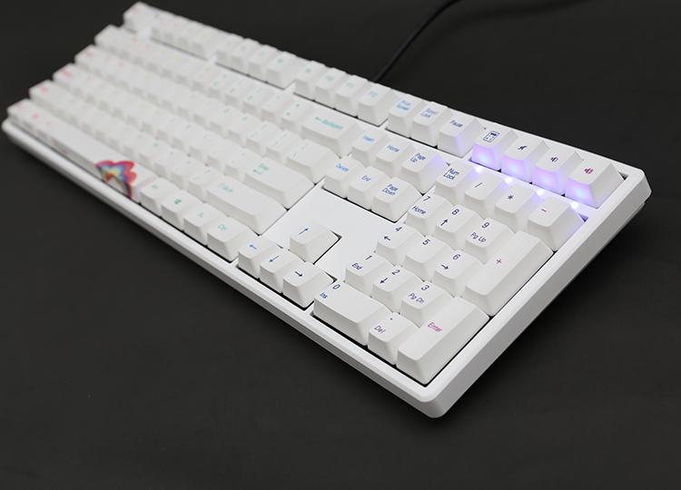提示您Number lock, Caps lock, Scroll lock與滑鼠功能Mouse function是否啟用