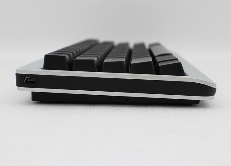 Ducky Mini is a reduced sized 60% keyboard design that encompasses all the functionality of a full-sized keyboard.
