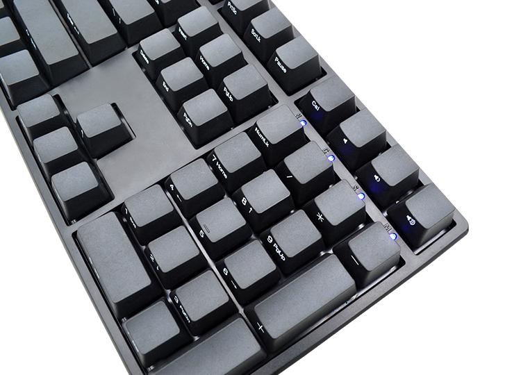 隨時提示您 Number lock, Caps lock, Scroll lock 與 滑鼠功能是否開啟