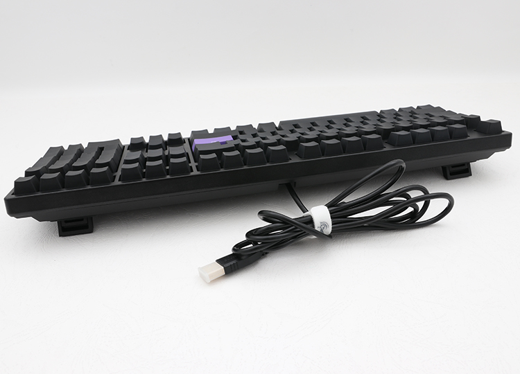 Helps the space of placing keyboards, and makes it neat and tidy in visual