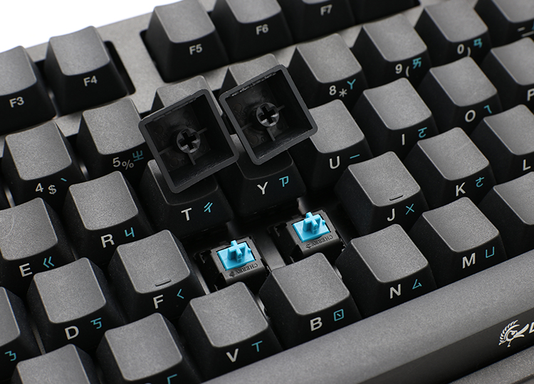 PBT side print keycaps<br />