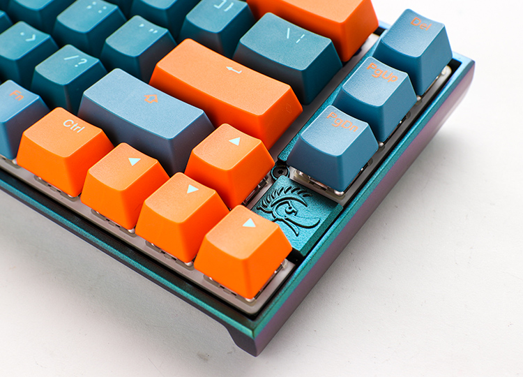 With 4 arrow keys, delete, page up, and page down keys