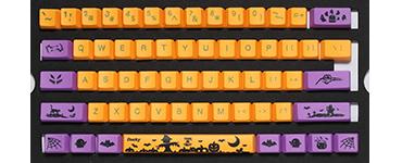 Halloween Theme keycap