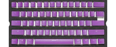 Purple Pudding keycap